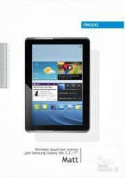 """Защитная пленка Deppa для ПК Samsung Galaxy Tab 3, 8.0"""", матовая"""