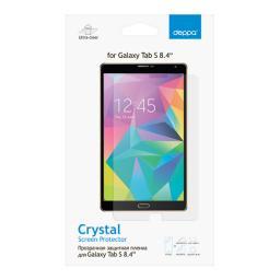 Защитная пленка Deppa для ПК Samsung Galaxy Tab S 8.4, прозрачная