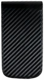 Чехол Clever Case UltraSlim Carbon для Samsung S5570, Чёрный