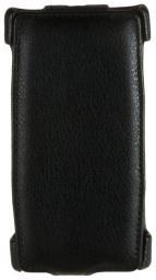Чехол-книжка Protective Case для SonyEricsson Xperia S, черный