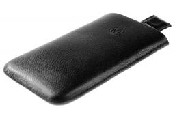 Чехол Bonito Eco для Philips X632, Чёрный (кожа эко флоте)