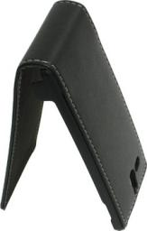 Чехол Muvit for Xperia Slim Flip для Sony Xperia U кожа черный