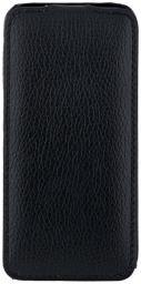 Чехол LaZarr Protective Case для Apple Iphone 5, эко кожа, черный