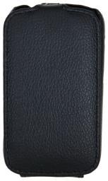 Чехол LaZarr Protective Case для HTC Desire С, эко кожа, черный
