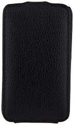 Чехол LaZarr Protective Case для Sony Xperia Tipo (ST21i), эко кожа, черный