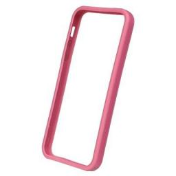 Чехол Deppa для Apple iPhone 5 Bumper, розовый