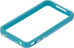 Чехол Deppa для Apple iPhone 5 Bumper, синий