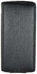 Чехол LaZarr Protective Case для Sony Xperia Ray (ST18i), эко кожа, черный