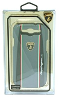 Чехол Lamborghini Cover Superleggera D1 для Samsung S3 I9300 пластик серый