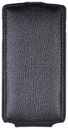 Чехол LaZarr Protective Case для Samsung Wave 3 S8600, эко кожа, черный