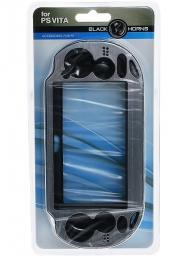 Чехол защитный Black Horns PS VITA алюминиевый серебро