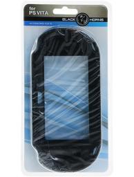 Чехол защитный Black Horns PS VITA алюминиевый черный