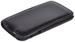 Чехол LaZarr Protective Case для Samsung Galaxy S4 , эко кожа, черный