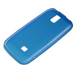 Чехол мягкий Nokia CC-1049 для Asha 308/309 голубой