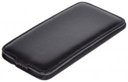 Чехол LaZarr Protective Case для HTC One, эко кожа, черный