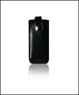 Футляр Cason для Galaxy S4 mini с магнитом, шик черный