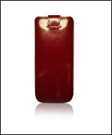 Футляр Cason для Galaxy S4 mini с магнитом, шик бордо