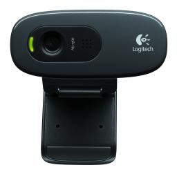 Web-камера Logitech HD Webcam C270 RET (960-000636)