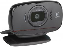 Web-камера Logitech HD WebCam Black C525 (960-000723)