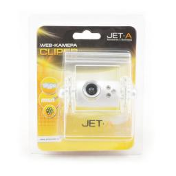 Web-камера Jet.A Clipper JA-WC4 White