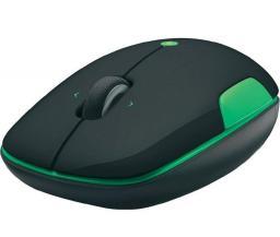 Мышь Logitech M345 Wireless Mouse Lime Green