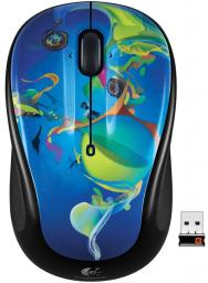Мышь Logitech M325 Wireless Mouse PAISLEY POND USB