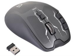 Мышь Logitech Wireless Gaming Mouse G700s (G-package)