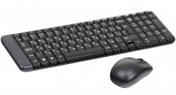 Комплект Logitech Wireless Combo MK220 Black USB