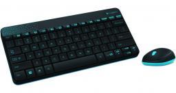 Комплект Logitech Desktop MK240 (920-005790) USB