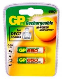 Аккумуляторная батарея GP 65AAAHC-2CPCR2