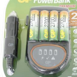 Зарядное устройство GP PB50GS270CA-2CR4