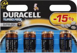 Батарея Duracell LR6-8BL TURBO