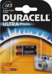 Батарея Duracell CR123 ULTRA