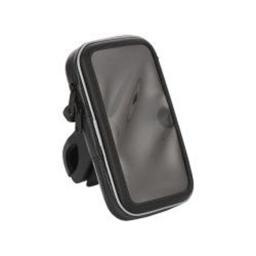"""Веломотодержатель Deppa Crab Bike L для смартфонов 4.3""""-5.7"""", крепление на руль"""