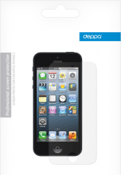 Защитная пленка Deppa для дисплея Apple iPhone 5, матовая