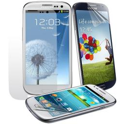 Защитная пленка LaZarr Clear (Глянцевая) для Samsung Galaxy Y duos S6102