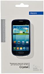 Защитная пленка Deppa для Samsung Galaxy SIII mini, прозрачная