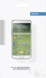 Защитная пленка Deppa для Samsung Galaxy S 4, матовая
