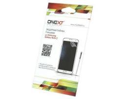 Защитная пленка  ONEXT Samsung Galaxy Note 2 прозрачная