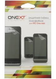 Защитная пленка  Onext для HTC One mini, прозрачная