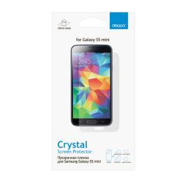 Защитная пленка Deppa для Samsung Galaxy S5 mini, прозрачная
