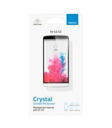 Защитная пленка Deppa для LG G3, прозрачная
