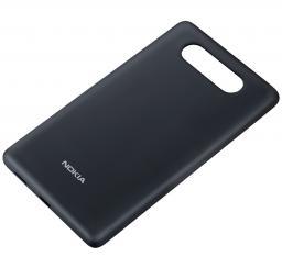 Корпус Nokia CC-3041 с функ.б/з для Nokia Lumia 820 черный матовый