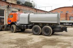 Автоцистерны АЦПТ-8 КамАЗ 43118