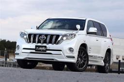 Обвес JAOS Premium LINE для Toyota Land Cruiser Prado 150