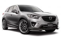Обвес Kenstyle на Mazda CX5