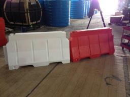 Водоналивной барьер (дорожные ограждения барьерного типа)