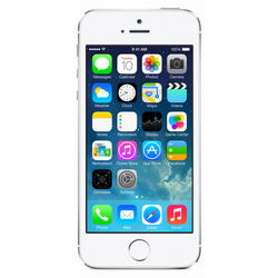 Apple iPhone 5S 16Gb LTE 4G (silver) :