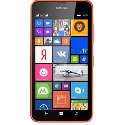 Nokia Lumia 630 Dual sim (оранжевый) :::