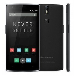 OnePlus One 64Gb (черный) :